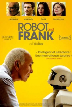 Robot and Frank (2012) Poster