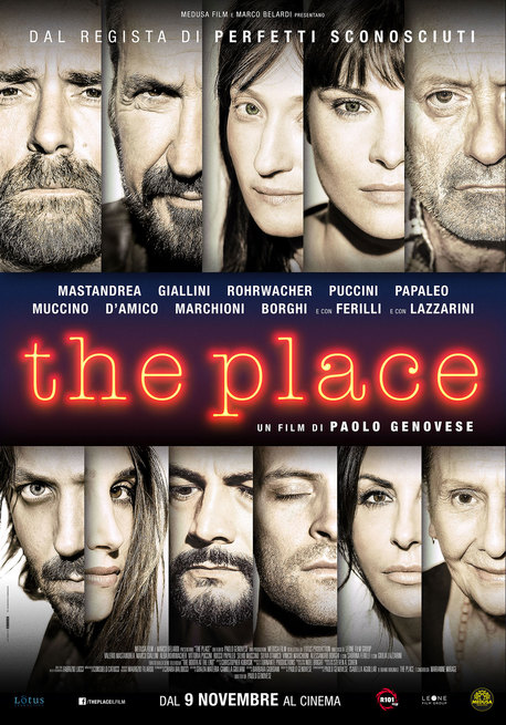 The place (2017) Poster